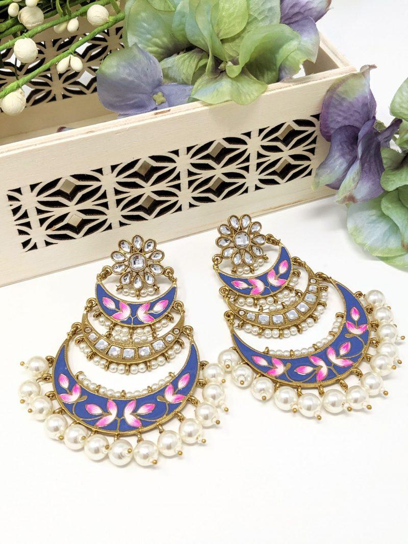 Chaand Earrings - East Boutique